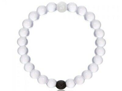 Clear Lokai Bracelet In Medium Large And Extra Large, For Men And Women