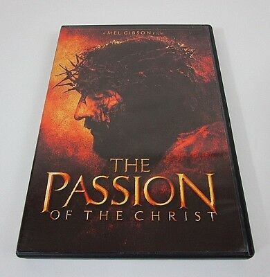 New Unopened Passion Of The Christ DVD A Mel Gibson Film