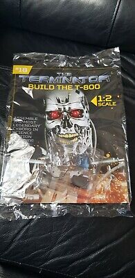 Hachette The Terminator Build the T-800 in 1:2 Scale Model -issue 18