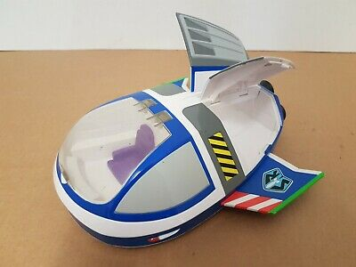 Disney Pixar BUZZ LIGHTYEAR ROCKET / SPACE SHIP for Action Figure - Toy Story