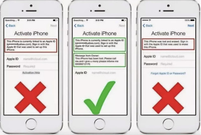 iCloud Unlock Apple ID PERMANENT Removal iPhone iPad iWatch 1-3 day