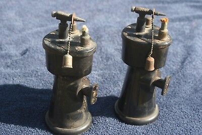 Pair of Hanau Torches 1930 Patent Date torch dental dentistry denture