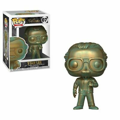 Stan Lee Marvel Pop Icons Vinyl Figure Funko New