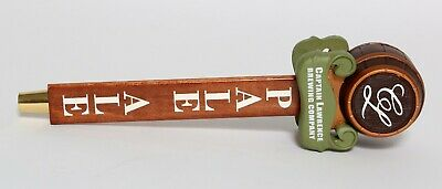 """Captain Lawrence Brewing Co. ***PALE ALE** * Beer Tap Handle 13"""" Tall"""