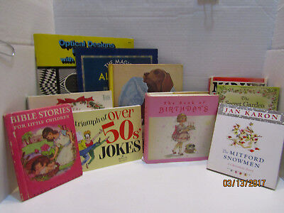 Junk Drawer Lot Of Collectible Booklet Lot Used Very Good Condition Vintage