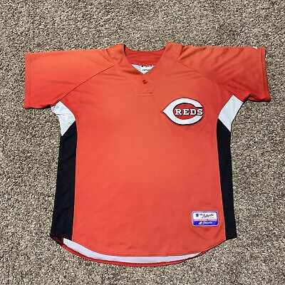 Cincinnati Reds Majestic Authentic Collection Jersey Shirt MLB Baseball
