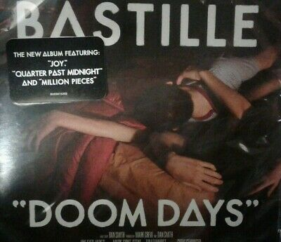 "* New Bastille DOOM DAYS CD the new album featuring "" Joy ""and other hit songs *"