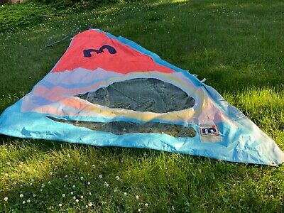 WIND WEAPON WINDSURFING / Sail Soaring Kitewing Unikite - $900 00