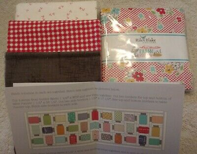 Yes You Can Table Runner Kit by Lori Holt
