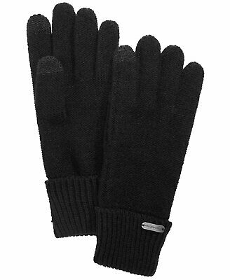 Steve Madden Solid Boyfriend ITouch Gloves Extreme Cold Weather Gloves