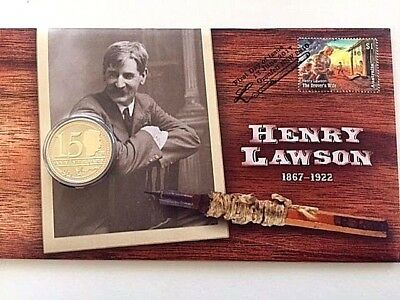 2017 RELEASE PNC - HENRY LAWSON 150th ANNIVERSARY (1867-1922)