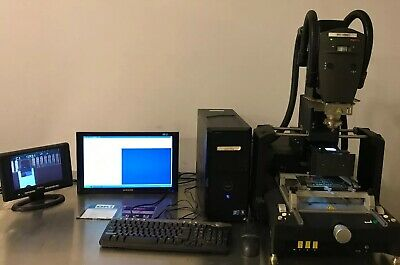 Oki / Metcal Apr-5000 Pcb Array Package Rework System W/ Pc / Software / Manual