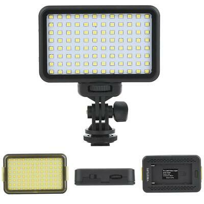 VBESTLIFE PAD96 1350Lm 96 LED Dimmable Studio Video Light Lamp for Canon Nikon