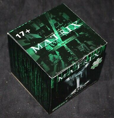 Loot Crate June 2016 Dystopia Exclusive Matrix Jigsaw Puzzle Box 300 Piece NEW