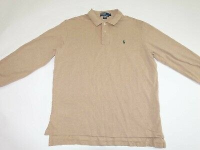 Broderie Longues Lauren Clair Manches S Fit Ralph Rose Polo Custom 0wm8yvNnO