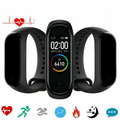 Smart Band Watch Bracelet Wristband Fitness Tracker Blood Pressure Heart Rate #