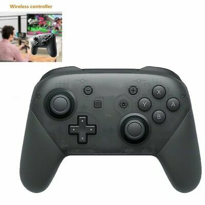 Wireless Bluetooth Pro Controller Gamepad + Charging Cable For Nintendo Q8O3J