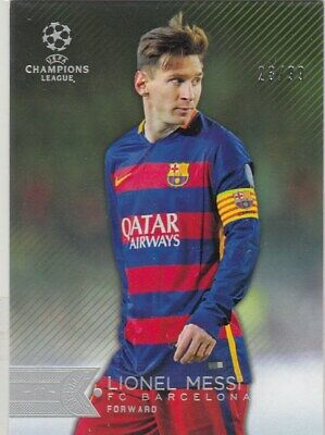 2018-19 TOPPS NOW UEFA Champions League 8 Lionel Messi 2