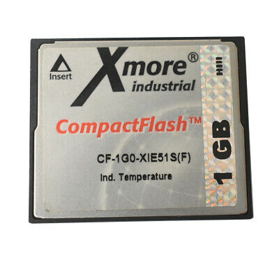 1 GB Compact Flash Karte ( 1GB CF Card ) Xmore Industrial gebraucht