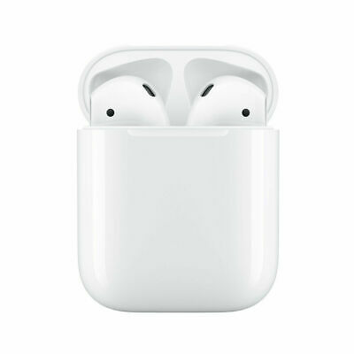 Apple AirPods 2nd Generation with Charging Case MV7N2AM/A Genuine - White