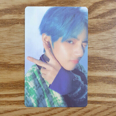 V Official Photocard BTS Map Of The Soul : Persona ver.04 Taehyung Genuine Kpop