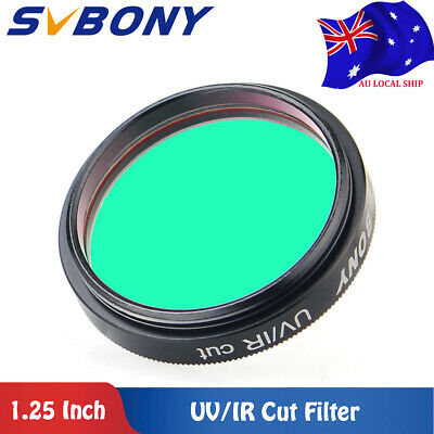 1.25 Inch UV/IR CUT Block Infra-Red Filter CCD Camera Interference Filter AUship