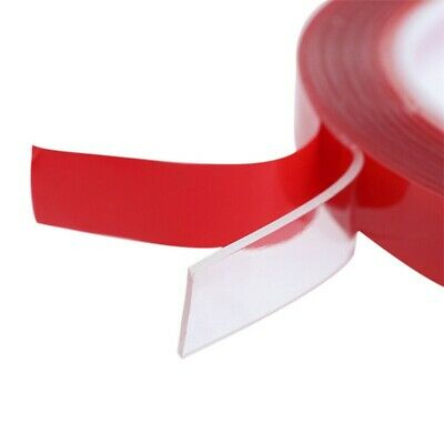 Nano Double-sided Waterproof Grip-Tape Adhesive Tape Invisible Gel Sticky Pad US