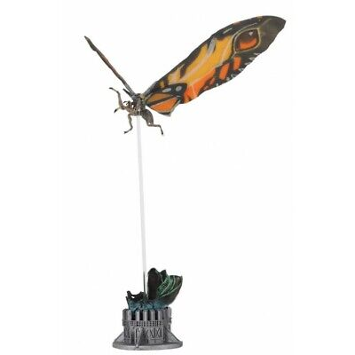 Neca Godzilla 2019 Movie King Of The Monsters Mothra Action Figure New Nuovo