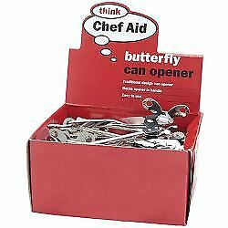 Chef Aid Wing Can Opener  Can Openers 10E 02005