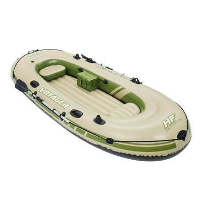 Canotto Gommone Bestway 65001 Voyager 500 3 Posti Pesca Fiume Mare