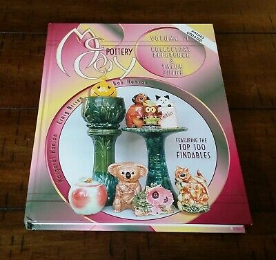 McCoy Pottery Collector's Reference & Value Guide Vol. 2 ~ 2001 ~ Hardcover