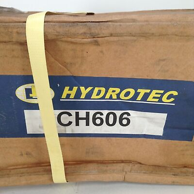Hydrotec CH606 CH-606 Single Acting Hollow-core Cylinder NFP Sealed