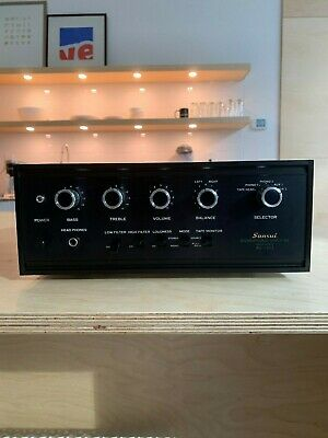 Sansui AU-222 Stereophonic Solid State Amplifier