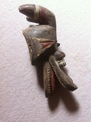 A fine small mambila mask, african, tribal art.
