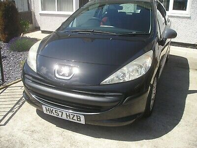 2007 Peugeot 207 1.4 S  3 Door Hatchback