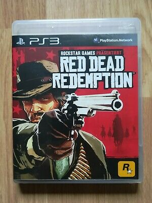 Red Dead Redemption PS3 (Sony PlayStation 3, 2010)