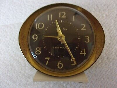 Vintage Westclox Baby Ben Wind Up Alarm Clock , EXCELLENT WORKING CONDITION