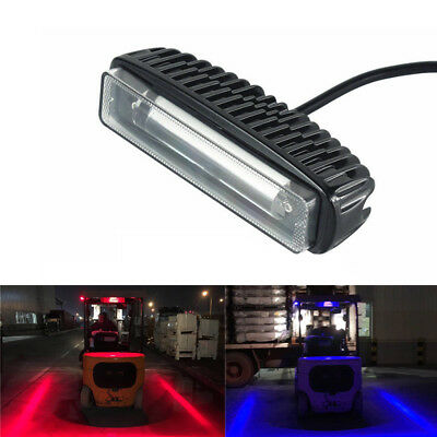 Engineering vehicles Forklift Safety Light LED Red Warehouse Pedestrian Warning