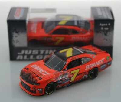 2019 JUSTIN ALLGAIER #7 Brandt 1:64 Action Diecast In Stock Free Shipping