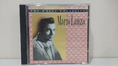 Mario Lanza - The Great Vocalists (CD 1999) - CD Album