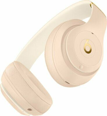 Beats by By Dre Studio 3 Wireless Over Ear Headphones MTQX2LL/A - Desert Sand