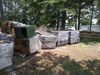 81mm Ammo Can PALLET (48) LOCAL PICK UP ONLY STORAGE