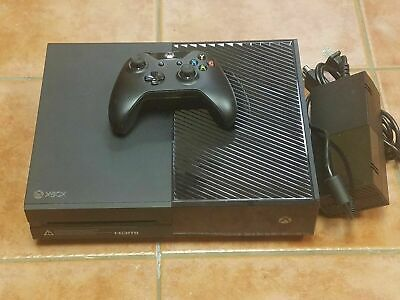 Microsoft Xbox One Gaming Console 1540 500GB Black Console only