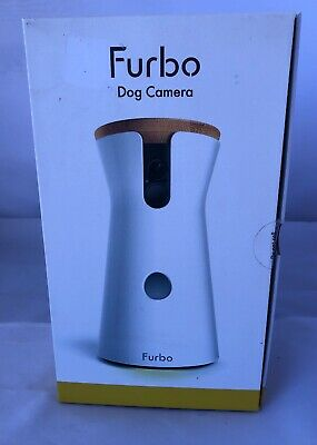 Open Box Furbo Treat Tossing Dog Camera Tested Working