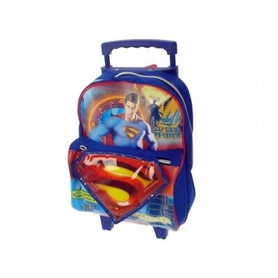 SEVEN Superman - small Trolley backpack