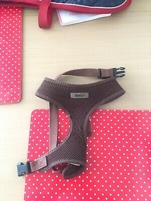 Bunty Soft Comfortable Mesh Breathable Fabric Dog Puppy Pet Adjustable Harness