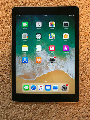 Apple iPad Air 2, 64GB, Wi-Fi, 9.7in, Space Gray/Black Tablet - MGKL2LL/A