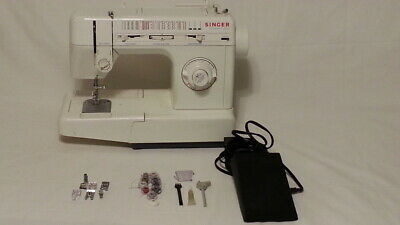 Singer Sewing Machine 4830C electronic multi-stitch w Pedal-Power Cord, extras