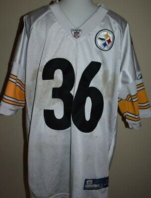 competitive price ba0ea 6d050 VINTAGE JEROME BETTIS Pittsburgh Steelers Jersey Size L Puma ...