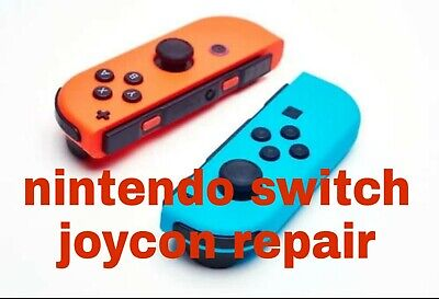 Nintendo Switch Joycon Repair Service
